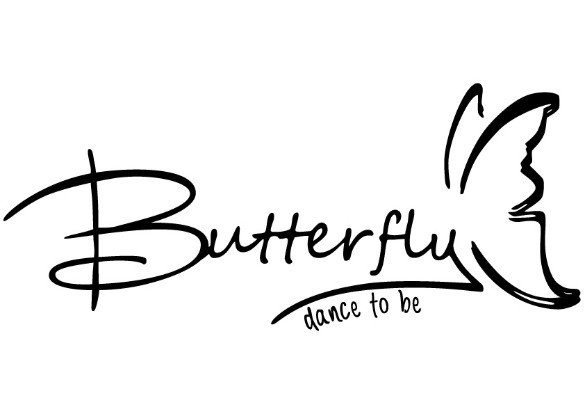 Logo Butterfly dance to be